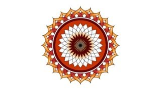 Create a Vector Lotus Flower - Illustrator Tutorial