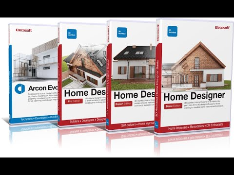 3D Architect Demo - Easy  Home Building and Design Software