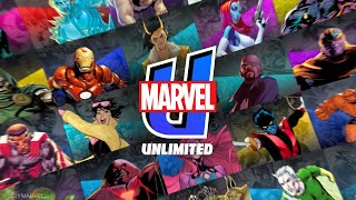Discover the All-New, All-Different Marvel Unlimited