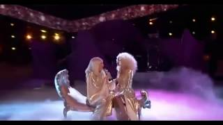 Repeat youtube video Lady Gaga & X Tina   'Do What U Want' Live The Voice