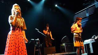 CocoRosie - Tim and Tina @ Archa 2016