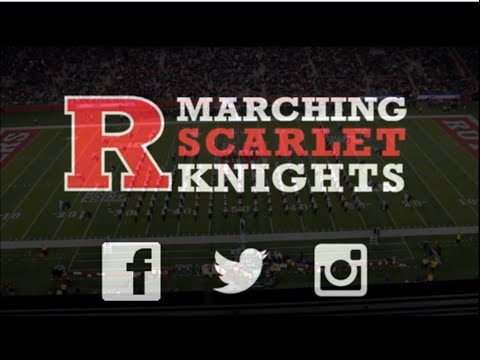 Rutgers University Marching Band- 2015 Halftime Show 3