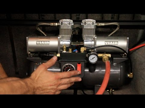 Onboard Air - How To Install a Viair System