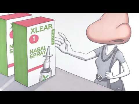 Nasal Spray for Allergies and Decongestion Utah