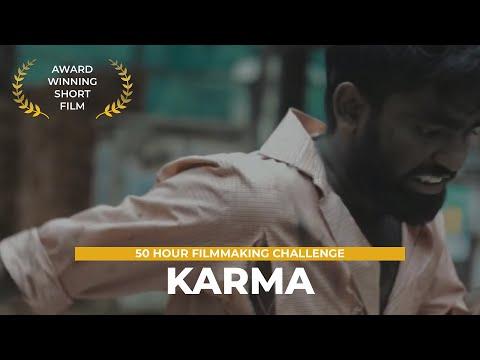 KARMA |  Winner - Platinum Film Of the year| Amateur Filmmaking | | India Film project 2017