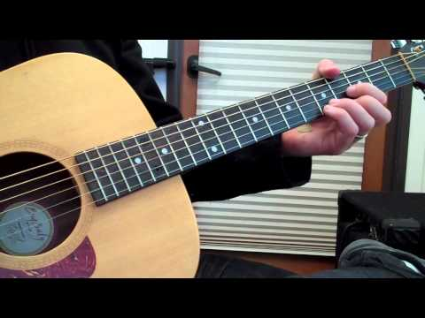 Great Is Thy Faithfulness - Acoustic Guitar