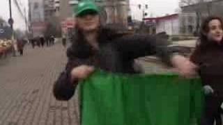 Patrulele Umbrela Verde