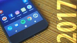 Google Pixel Review (2017)
