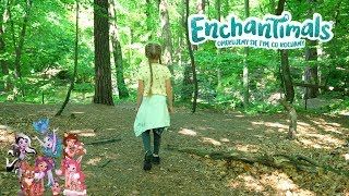 SZUKAM ENCHANTIMALS W LESIE....:)  *unboxing*
