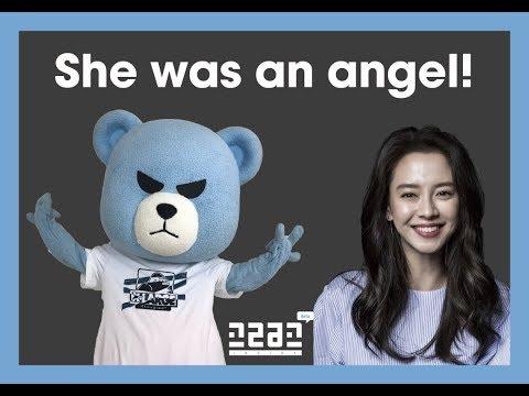 [KRUNK INSIDE] She was an angel!