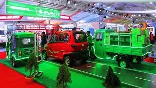 RE Maxima Cargo, RE LPG & Bajaj Qute Under Runner Motors First Look BD