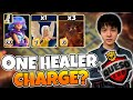 STARs Queen Charge with ONLY 1 HEALER