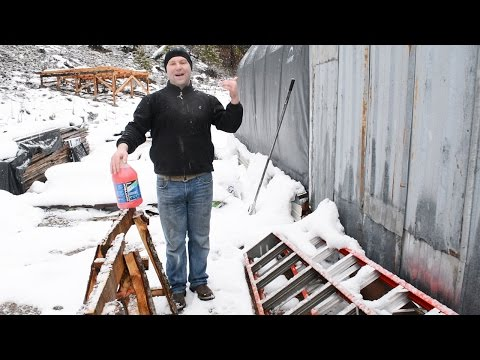 MEGA CRITICAL OFF GRID WINTER TIPS & HACKS (Part 2)