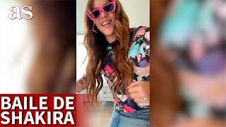 SHAKIRA se vuelve viral en TIKTOK con este baile   Diario AS