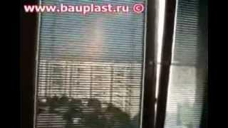 Жалюзи на пластиковые окна. Замер и монтаж.(, 2012-05-02T20:01:09.000Z)
