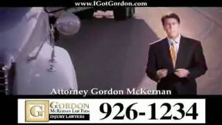 Louisiana Big Truck Lawyer - Gordon McKernan - Minor Car Wreck