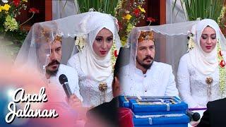 Pernikahan Abah Rama Dan Mamahnya Mondy [Anak Jalanan] [6 Juni 2016]