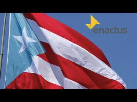 Enactus Puerto RIco Jingle 2016