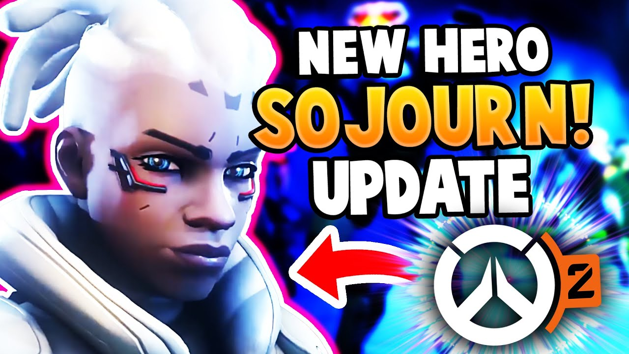 Overwatch 2 New Hero Sojourn Update! - Roadhog is NERFED! thumbnail