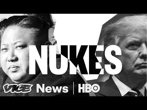 The Nuclear Threat & Arizona's Banned Books : VICE News Toni