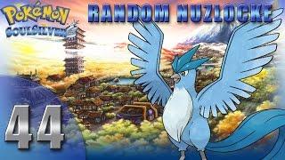 Pokémon Soul Silver [Random Nuzlocke] n°44 - Exploration des Iles Ecume !