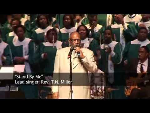 Rev. T.N. Miller & The UAB Gospel Choir