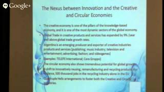 Inovação Tecnológica, Empreendedorismo e Recursos Hídricos - Parte 2