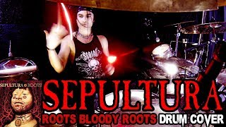 Download Video SEPULTURA - ROOTS BLOODY ROOTS - DRUM COVER by FRANKY COSTANZA MP3 3GP MP4