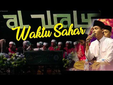 Waktu Sahar Versi Indonesia - Majelis Al Waly | Lirik