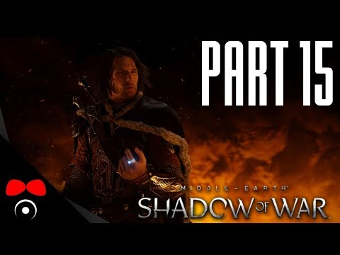 ONLINE DOBÝVÁNÍ! | Shadow of War #15