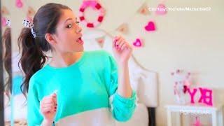 Bethany Mota Sings! Moments Leading Up to