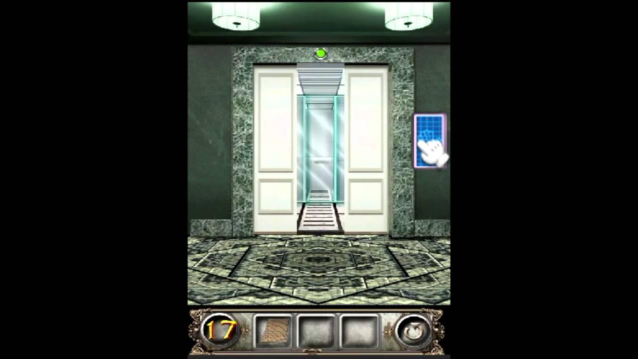 100 Floors Escape Level 17 Walkthrough Youtube
