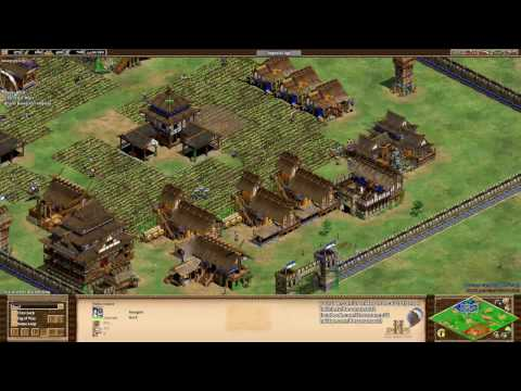 Aoe2: Berbers vs Mongols (DauT vs BacT, Game 1) - Escape Masters 2
