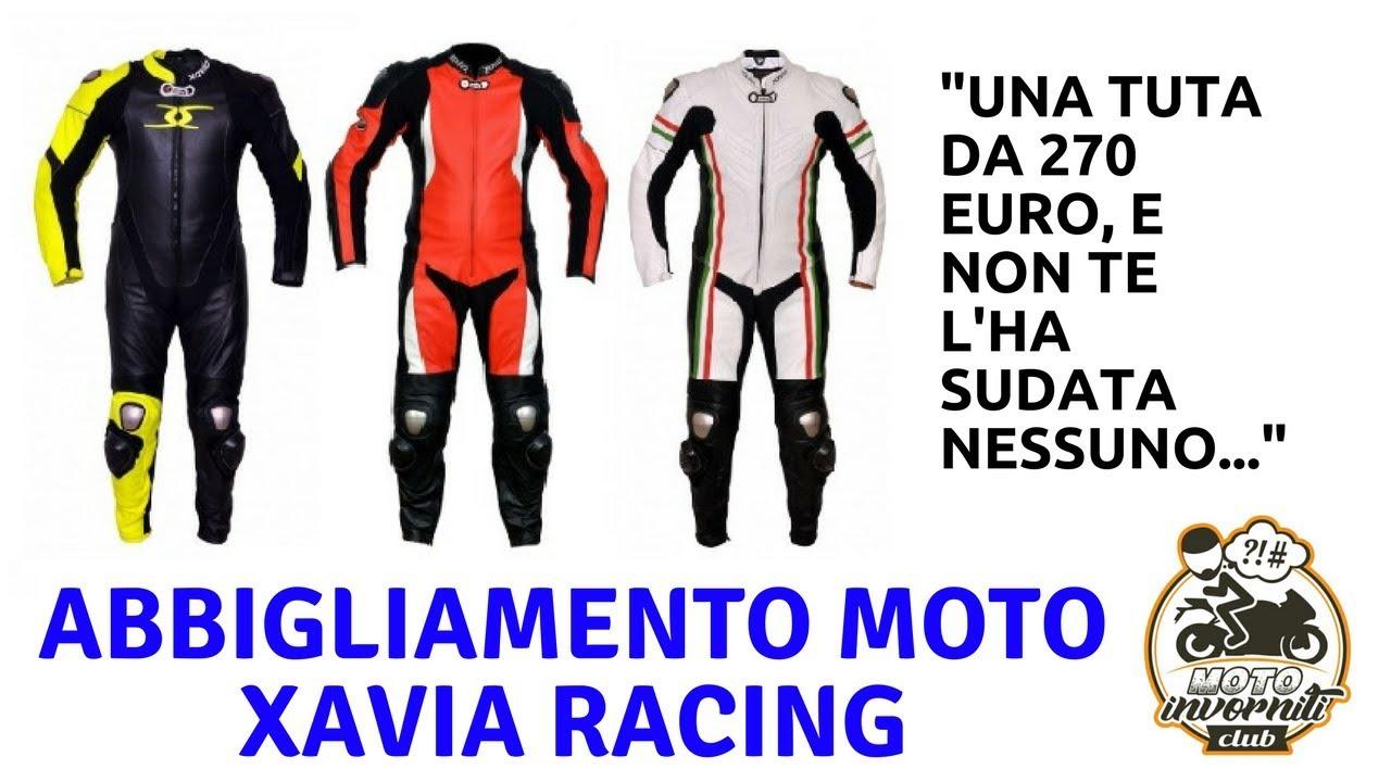 Racing Youtube Recensione Moto Abbigliamento Xavia wOtxt7qgY
