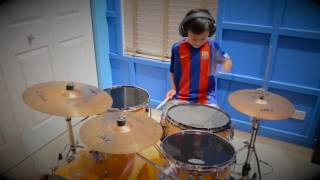 Ariana Grande - Side To Side (Drum Cover)