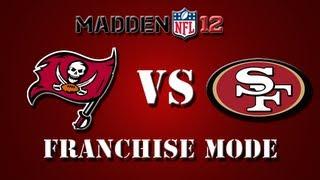 Madden 12: Tampa Bay Buccaneers vs. San Francisco 49ers