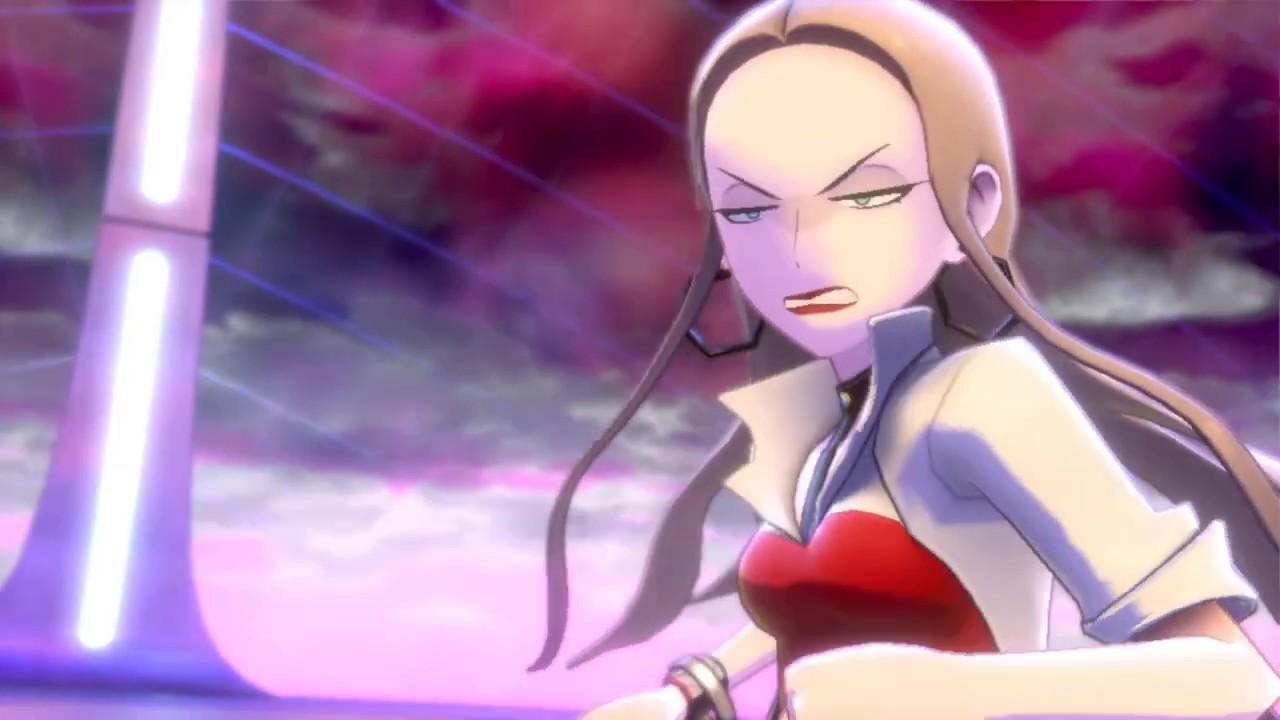 Oleana Battle in Pokemon Sword and Shield - YouTube