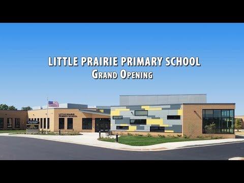 Grand Opening of Little Prairie Primary School