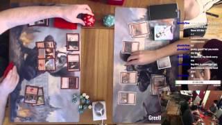 Nick vs Garrison Vampire vs Goblins Modern