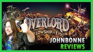 Overlord: Fellowship of Evil - Johnbonne Reviews