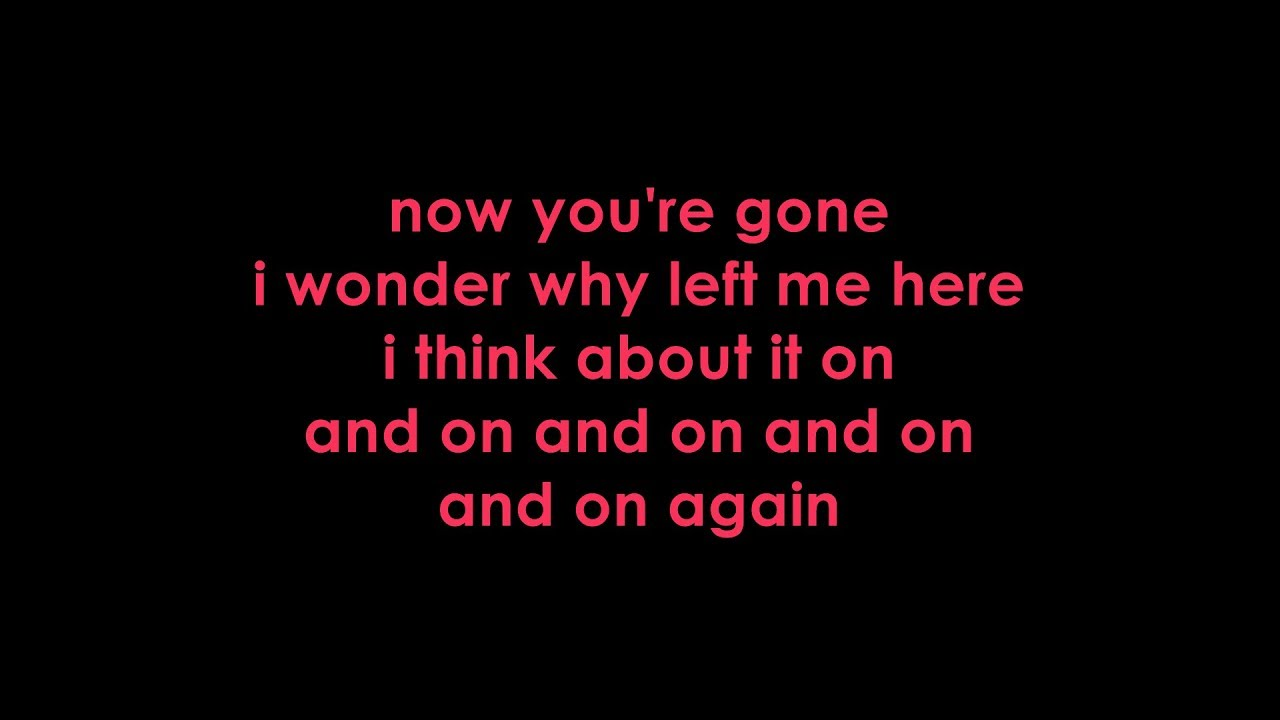 lyrics to meet you there by augustana