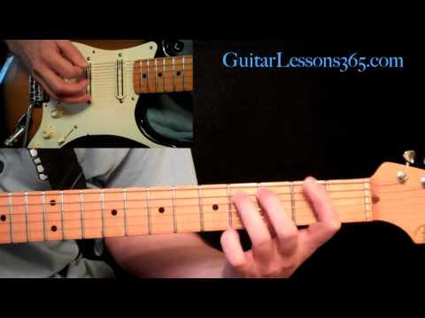 Still Of The Night Guitar Lesson Pt1  Whitesnake  Intro, Verse & Main Riff