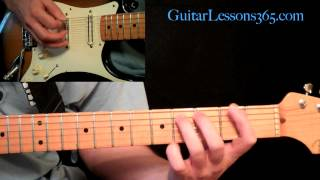 Still Of The Night Guitar Lesson Pt.1 - Whitesnake - Intro, Verse & Main Riff