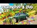 Project 240sx - Getting A Stock 240SX - Project 240sx - Season 1 -  Ep.1