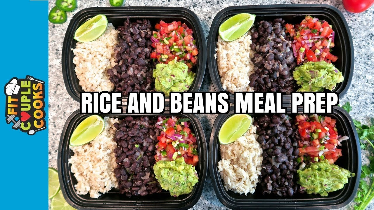 are beans or rice better for diet food