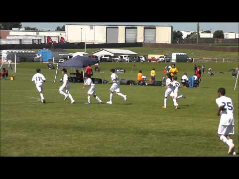 SC del Sol 99 Leebrook vs  Real Colorado   WCDA De