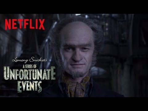 Lemony Snicket's A Series of Unfortunate Events | Official T