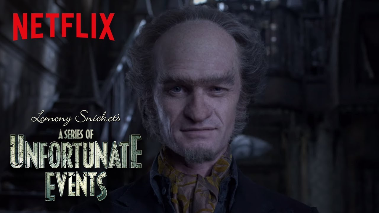 Netflix: A Series of Unfortunate Events