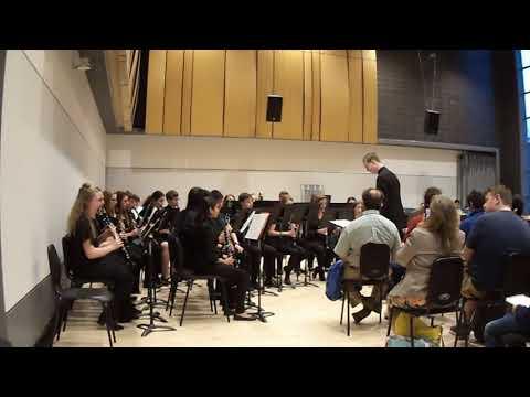 Overture to Candide - Leonard Bernstein - Clarinet Choir