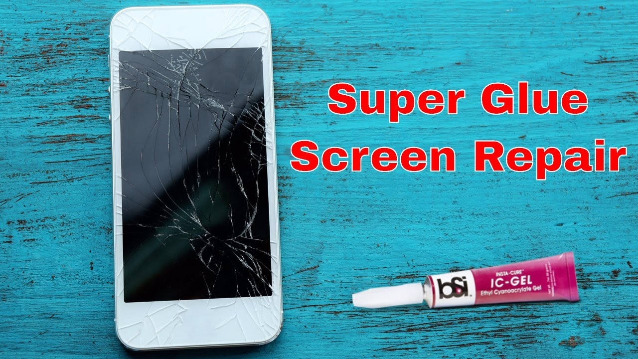 Simple phone screen glass repair using super glue youtube simple phone screen glass repair using super glue solutioingenieria Gallery